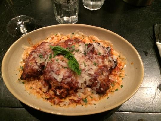 Grandma Grecco's Chicken Parma